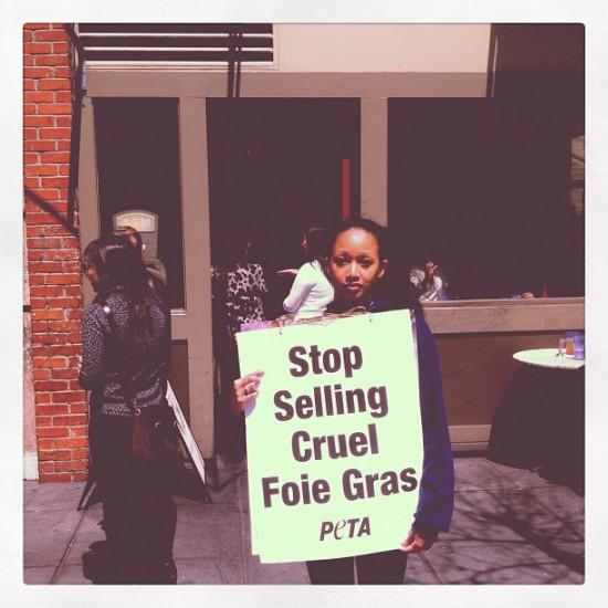 Cruel Foie Gras