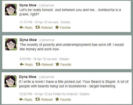 Favorite @Dynamoe Tweets