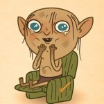 Pop Culture Art: Gollum