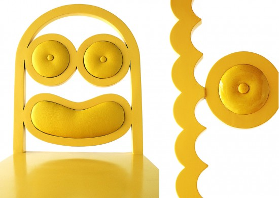 Simpsons Chairs by 56th Studio
