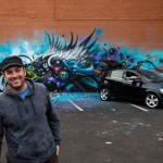 Chevy Sonic Robot Car Makes Street Art with Jeff Soto