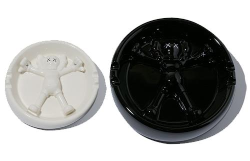 KAWS Companion Ashtrays