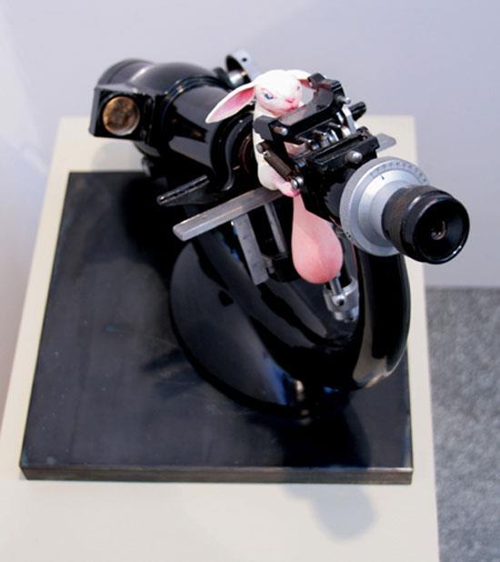 CT Scan Rocket by Sako Kojima