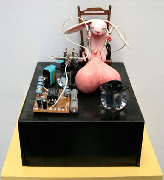 Electroshock Therapy by Sako Kojima