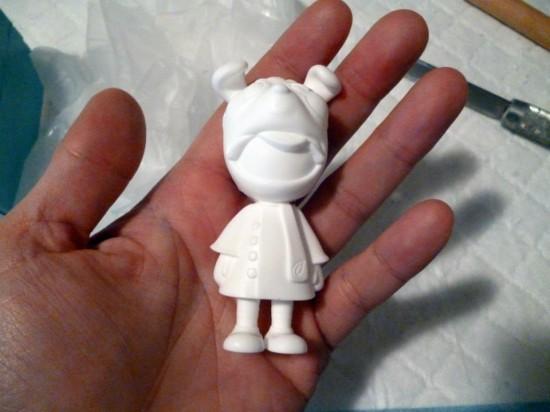 Mini Benny the Dreamer by Okedoki x VTSS