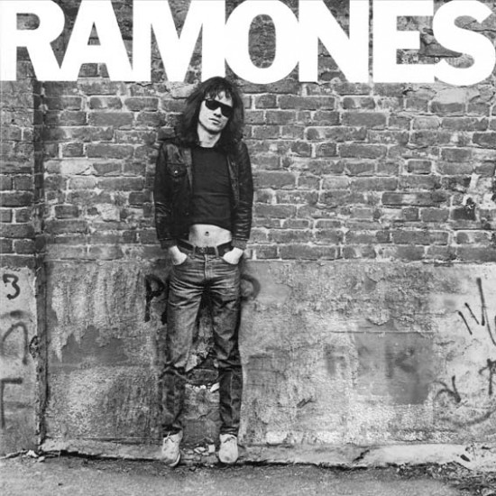 Dead Musicians Photoshopped Out of Classic Album Covers: The Ramones