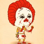 Pop Culture Art: Ronald McDonald