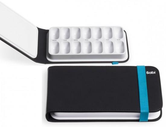 Sabi pill notebook