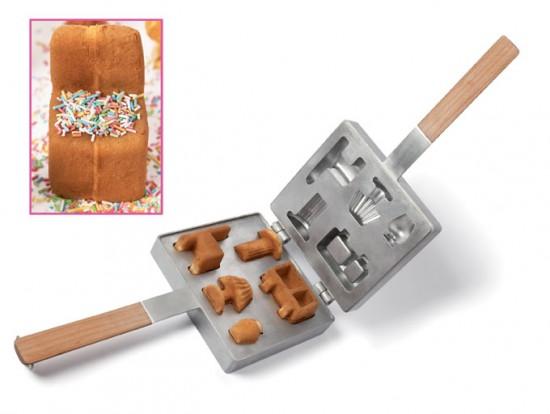 Sapore dei Mobili food art furniture cakes