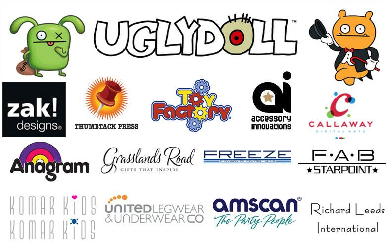 Uglydoll Licensing Partnerships for 2012