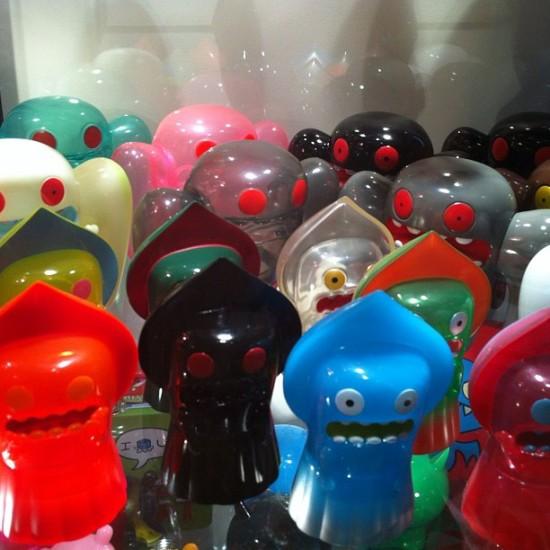 Uglydoll overload, collection of @sarahjomarks