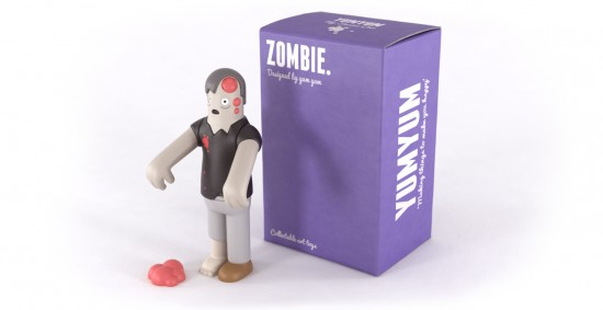 Yum Yum London Toy Series 1: Zombie