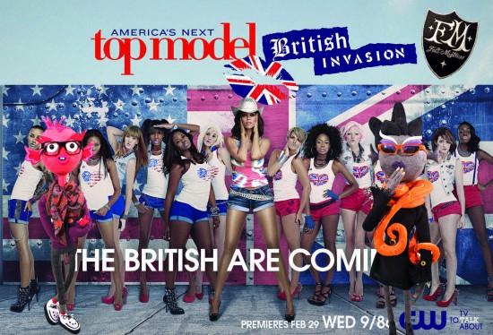 America's Next Top Model Felt Mistress Invasion