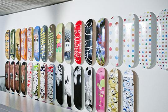 skatedeck collection