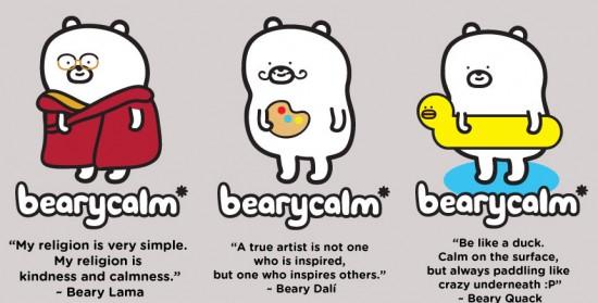 Bearycalm Wisdom