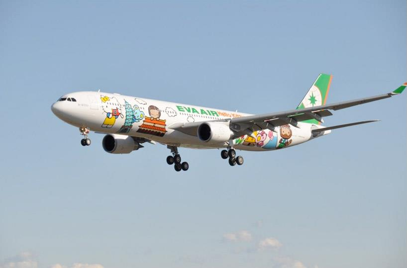 Fly Kawaii! Hello Kitty Airlines