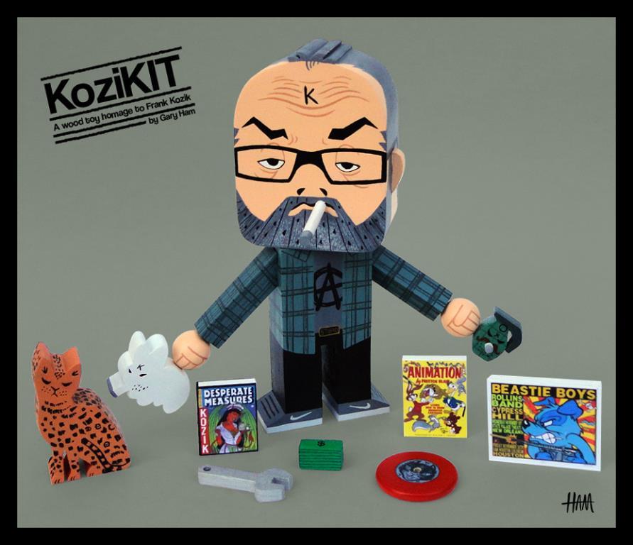 KOZIKit by Gary Ham