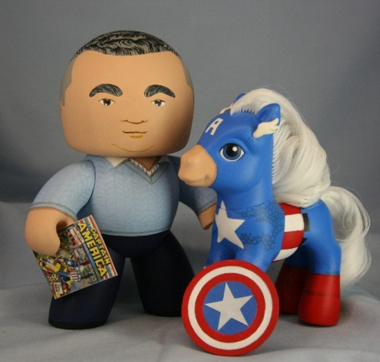 Jack Kirby & Captain America