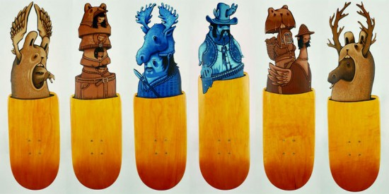 Jeremy Fish skateboards