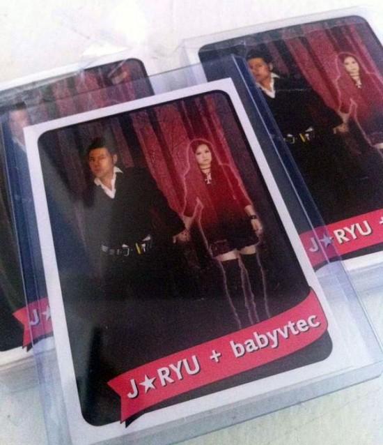 J*RYU & babyvtec's card for Art Hustle Series 3