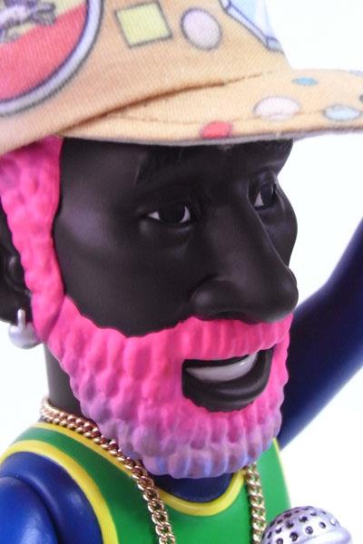 "Lee ""Scratch"" Perry vinyl toy by Presspop"