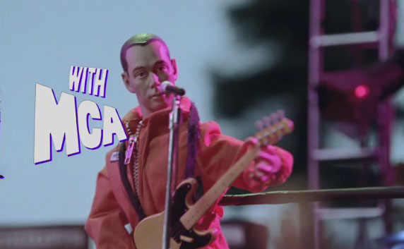 R.I.P. MCA of the Beastie Boys