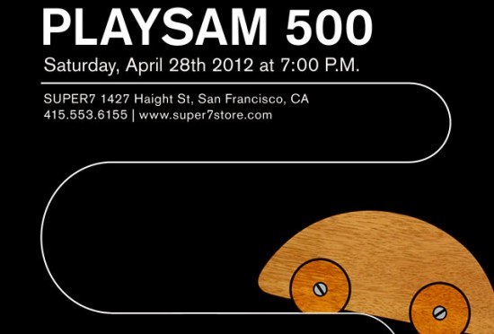 Playsam 500