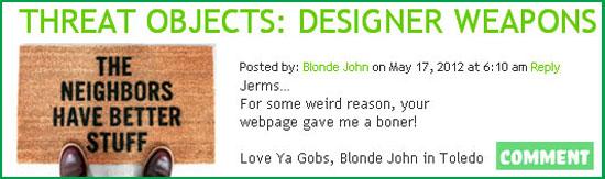 Blog Boner