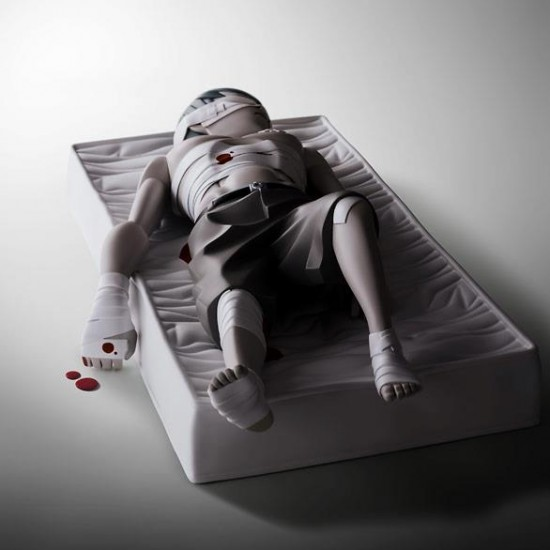 Coarse Toys: The Rise of Pain in Dreams