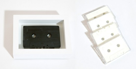 Cast Resin Mix Tapes by Shelter Serra