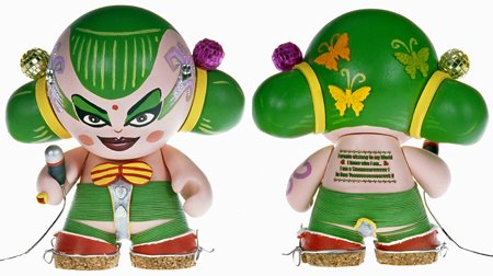 Munny Legends Series 1 by Stor Dubiné