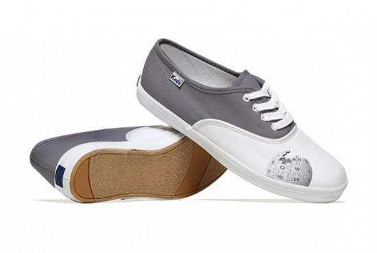 Wikipedia Sneakers