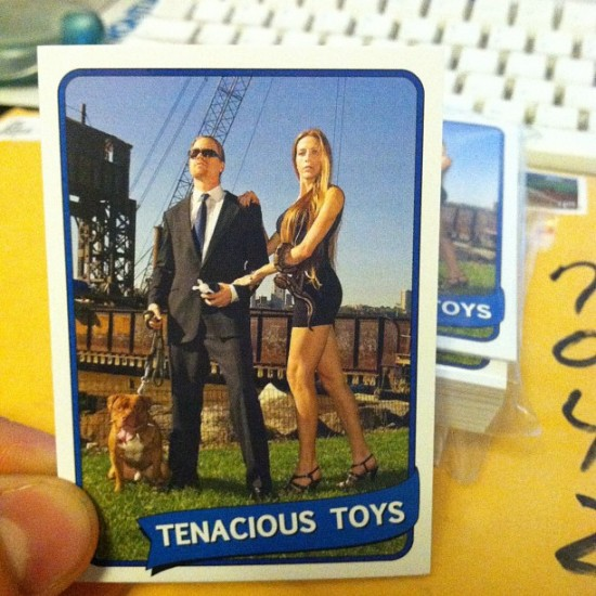 And the Toy Scene Cute Couple East Coast award goes to... @tenacioustoys & Mrs. Tenacious!