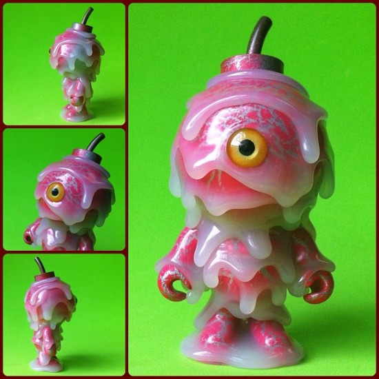 I can't get enough of these B.U.D. customs by @honkeylips.