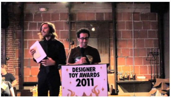 Designer Toy Awards 2011