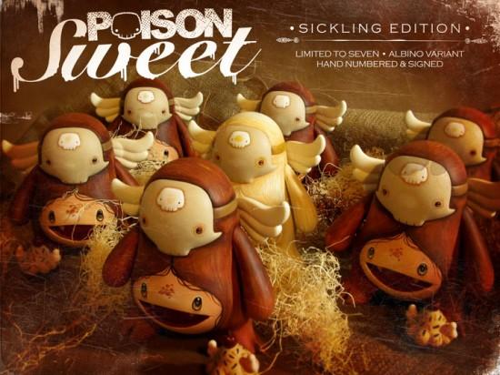 Custom Poison Sweets by Yosiell Lorenzo