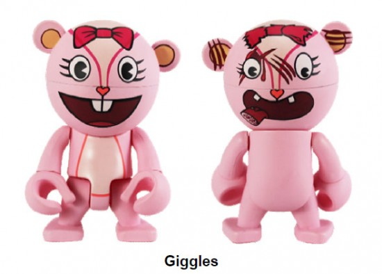 Happy Tree Friends: Giggles