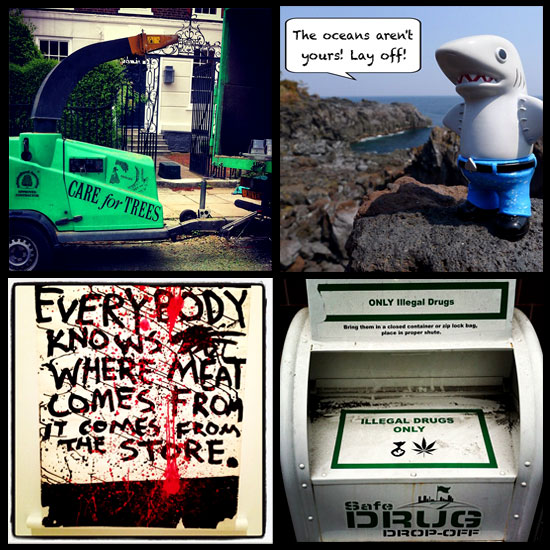Instagram Roundup of toy art Friday 06-15-12