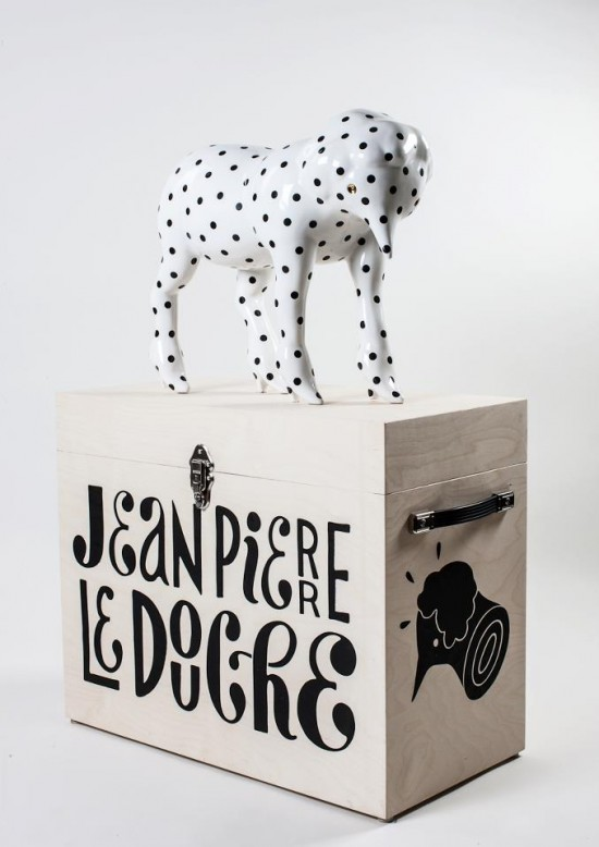 Jean Pierre Le Douche by Parra and Case Studyo