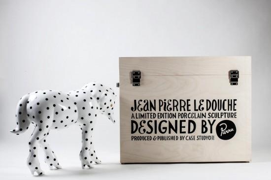Jean Pierre Le Douche by Parra and Case Studyo