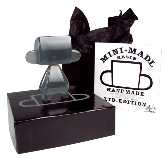 Mini MADL Resin Smoke Edition