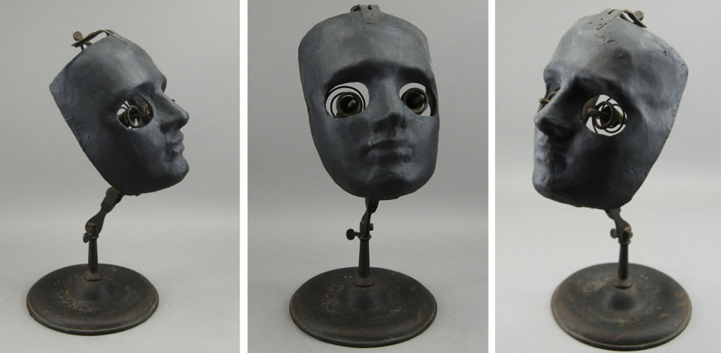 Whole Face Ophthalmophantome