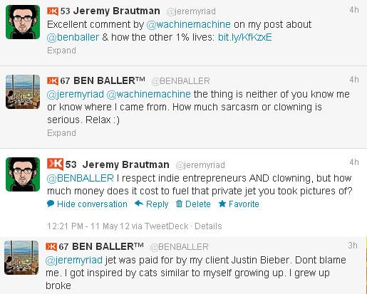 Ben Baller on Twitter