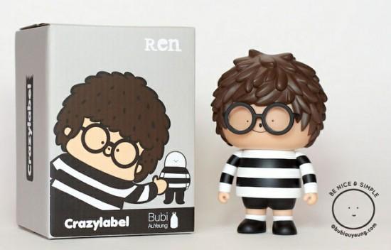 Ren2 by Bubi Au Yeung x Crazy Label
