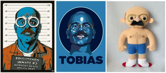 David Cross / Tobias Funke artwork