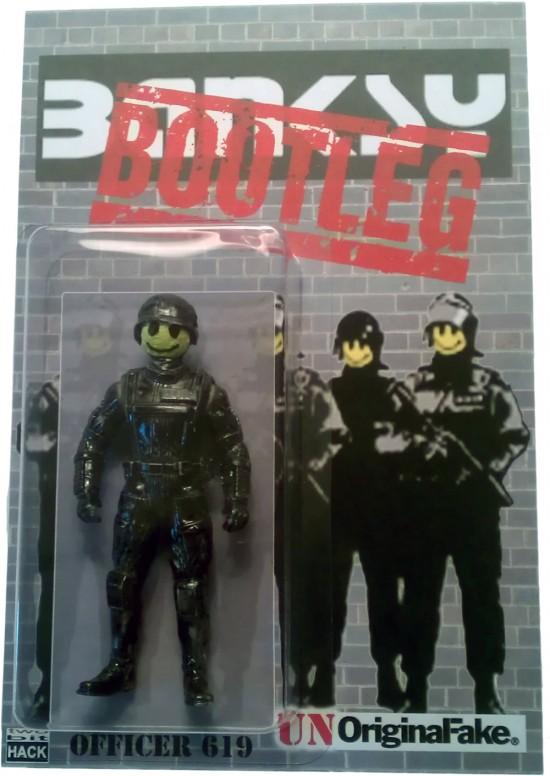 Banksy Bootleg by 2bitHack