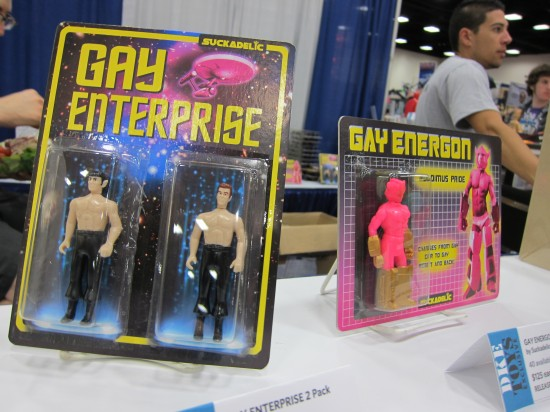 The Sucklord's Gay Enterprise and Gay Energon, released at DKE