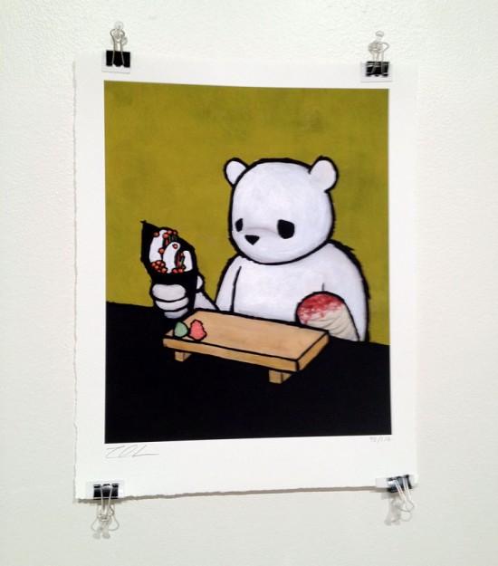 Luke Chueh at Spoke Art