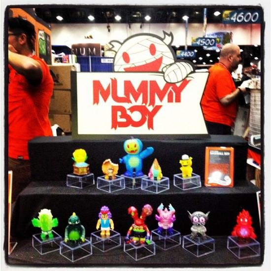 Super7 at Comic-Con 2012