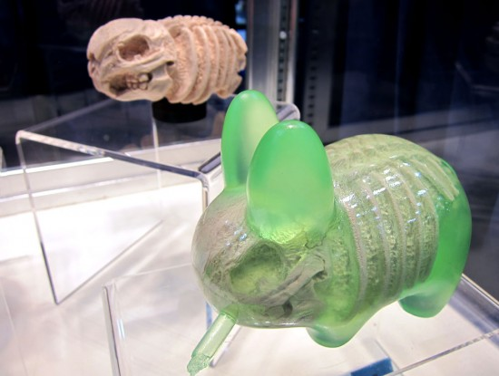 Scott Wilkowski's Infected Toy Art at Comic-Con 2012